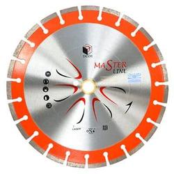 DIAM Универсал Master Line 000498 1A1RSS алмазный круг для бетона 125мм Diam По бетону Алмазные диски