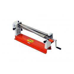 Станок вальцовочный ручной настольный Stalex W01-0.8x610 Stalex Ручные Вальцы для металла