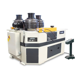 HPK 150-180-200 Профилегибочный станок Sahinler Профилегибы Трубы, профиль, арматура