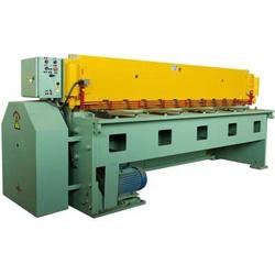 НГ-6,3х2,5 Установка резки листового и профильного металла Российские фабрики Электромеханические Гильотинные ножницы