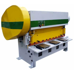 НГ16 Установка резки листового и профильного металла Российские фабрики Электромеханические Гильотинные ножницы