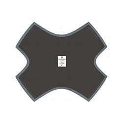 D-23 Пластырь диагональный 255мм (упак. 5шт) Rossvik Диагональные пластыри Расходные материалы